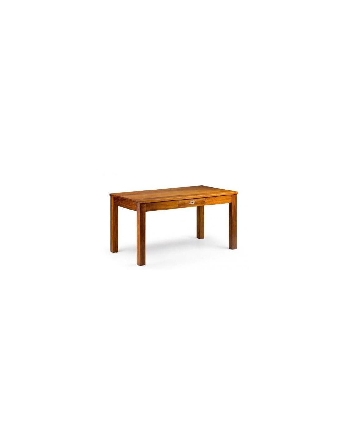 Comprar mesa comedor fija rectangular con cajon for Mesa comedor rectangular