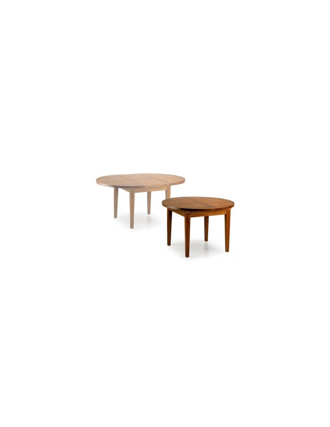 Comprar mesa comedor redonda extensible for Mesa redonda extensible barata