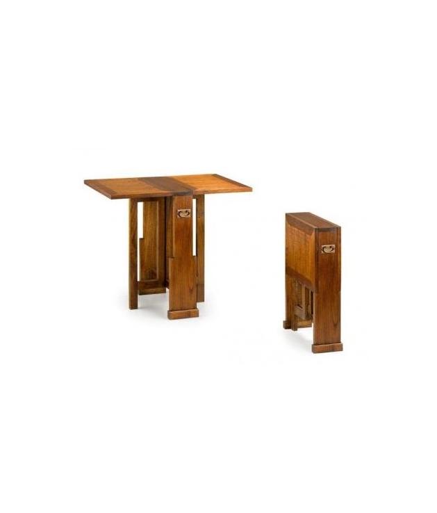 comprar mesa auxiliar plegable 2 alas On mesa auxiliar cocina plegable