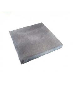Losa de cemento pie parasol 50 x 50 cm de 30 kg