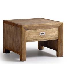 Mesa de rincón Merapi con cajón