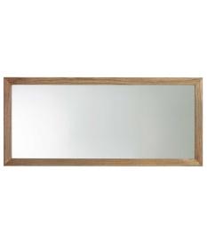 Espejo Merapi marco madera 80x180 cm
