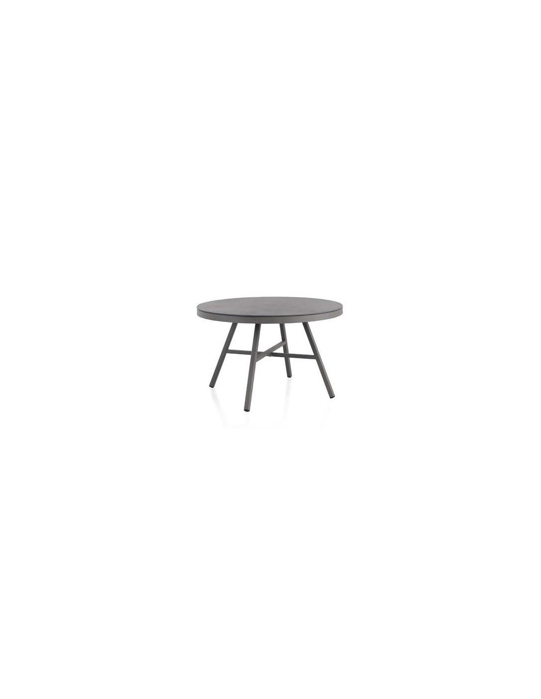 Comprar conjunto de jard n cube sillas y mesa di metro 120 cm for Conjunto mesa y sillas jardin