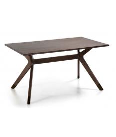 Mesa comedor Spartan fija 160 x 90 cm