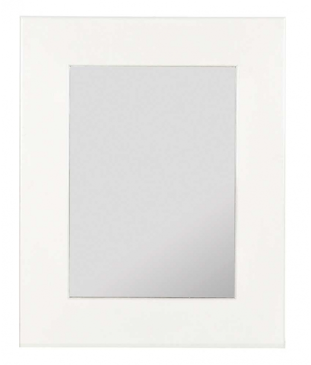 Comprar espejo new white marco blanco 80 x 100 cm for Espejo 140 x 80