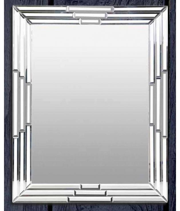 Comprar espejo veneciano rectangular con marco espejos 70 for Donde venden espejos