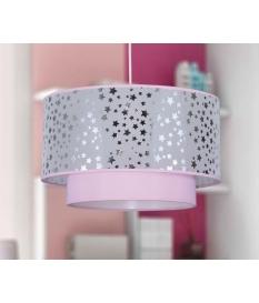 Lámpara de techo infantil Destello doble