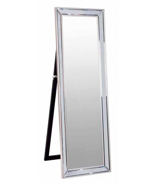 Comprar espejo vestidor veneciano con pie 50 x 150 cm for Espejo de pie dormitorio