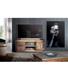 Mueble TV vintage