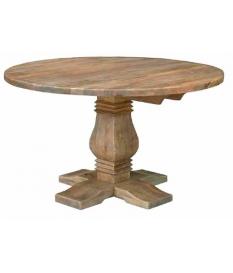 Mesa madera de mango macizo