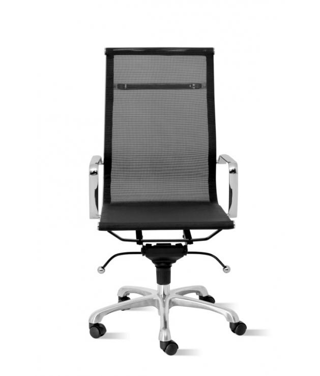 Comprar Silla de oficina NÁPOLES en color negro o blanco