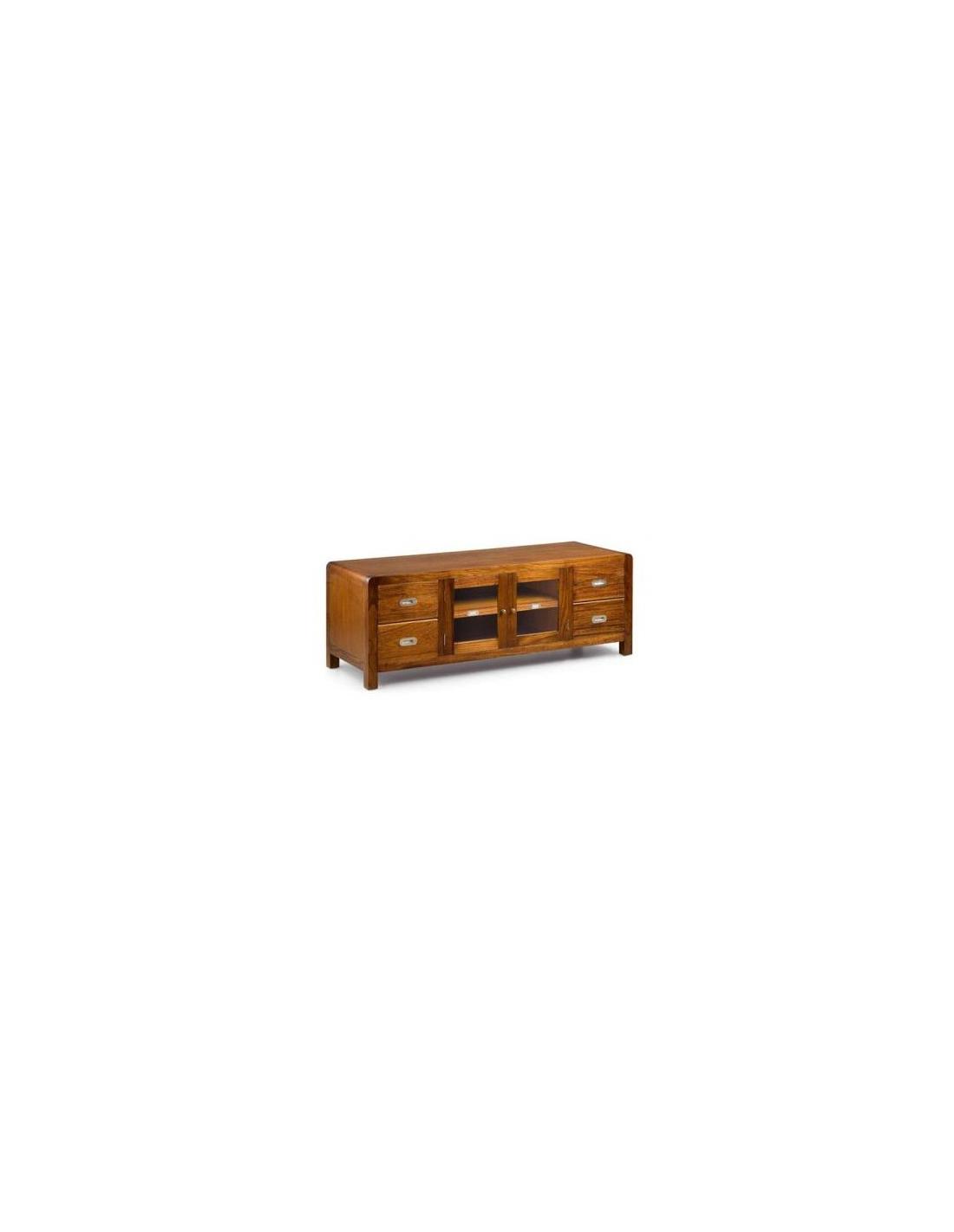 Comprar mueble tv 2 puertas 4 cajones for Cajones para muebles