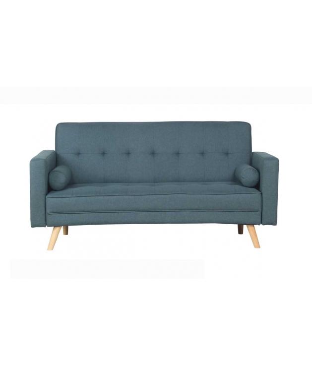 Comprar sof cama modelo de 186 cm con sistema de apertura for Sofa cama de madera reciclada
