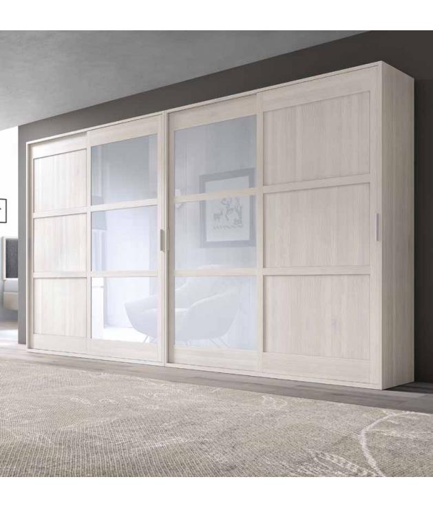 Comprar armario puertas correderas plaf n 200 cm zoe for Armario puertas correderas 100 cm