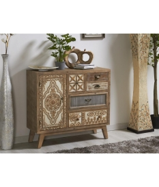 Mueble auxiliar modelo Alysa de 100 cm