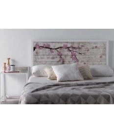 Cabecero cama de forja 1068-11