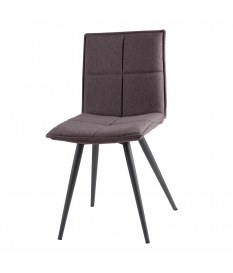 Set dos sillas de comedor Zoe