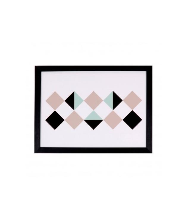 Cuadro Rhomb