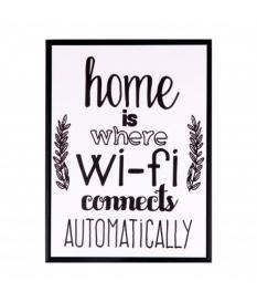 Cuadro Home