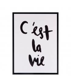 Cuadro La Vie