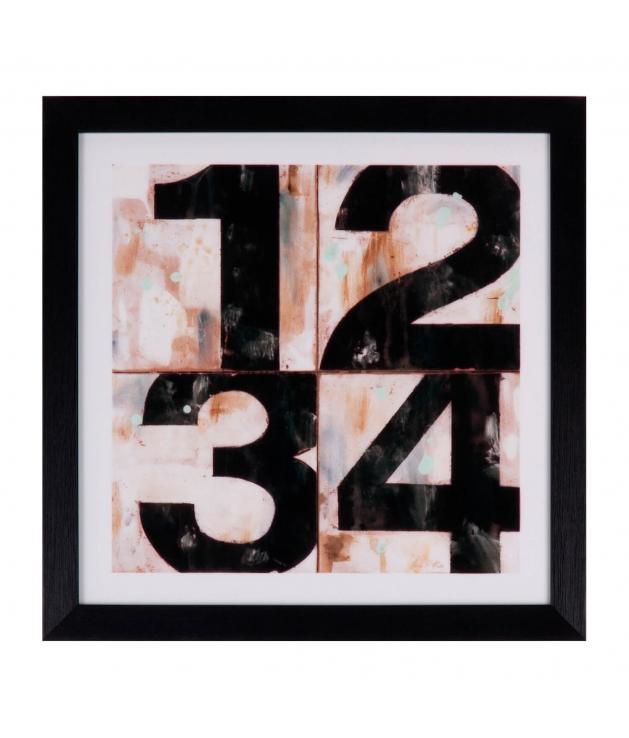 Cuadro Number