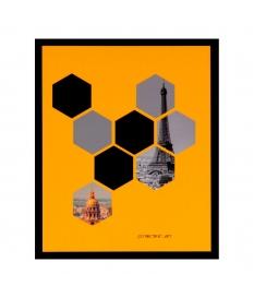 Cuadro Hexag