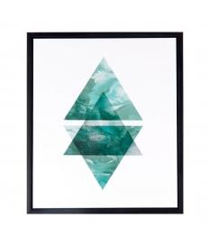 Cuadro Triangulo