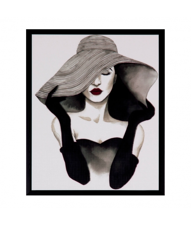 Cuadro Woman