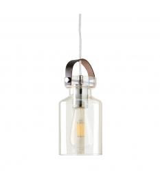 Lámpara techo de cristal modelo Jana