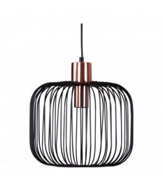 Lámpara techo de metal modelo Rosell