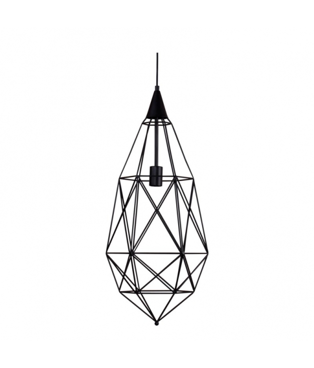 Lámpara techo de metal modelo Toras