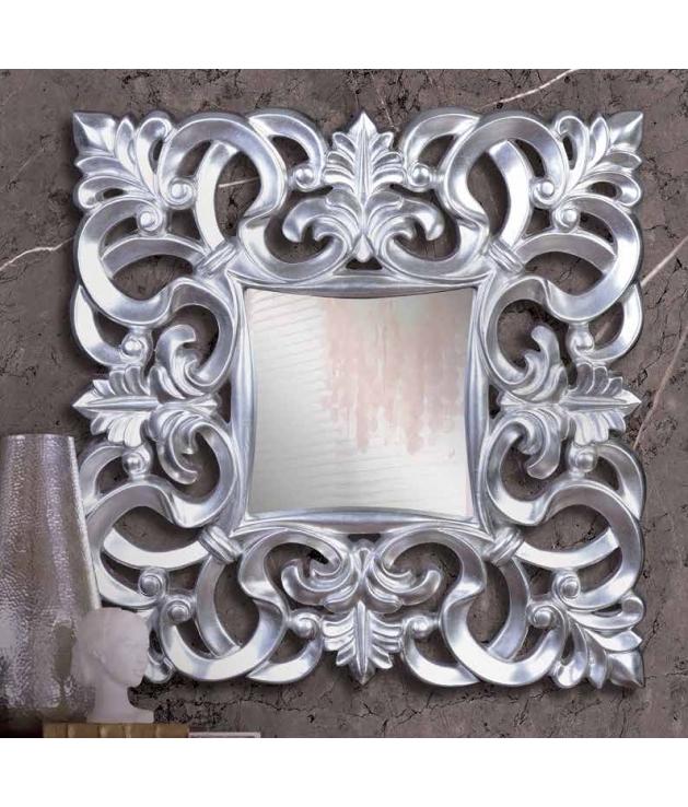 Espejo estilo arabesco pequeño