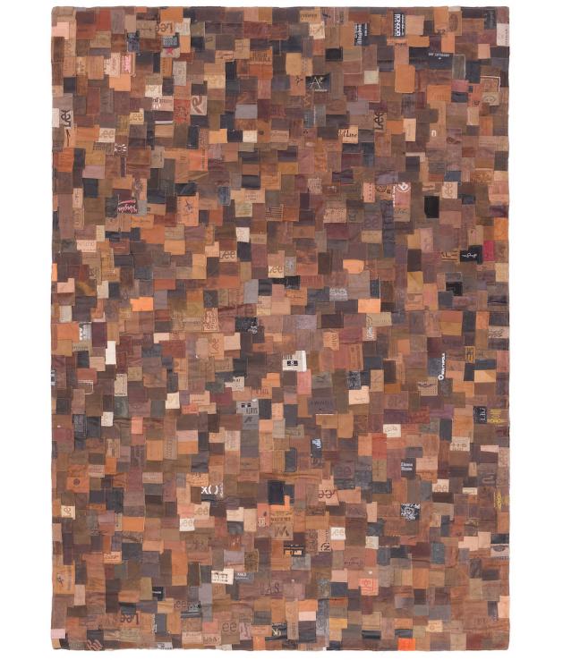 comprar alfombra piel labels