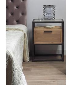 Mueble auxiliar Brais un cajón