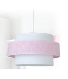 Lámpara de techo infantil Caracol dos pantallas 497