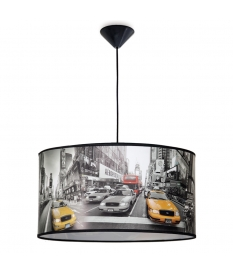 Lámpara de techo Taxi