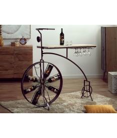 Mueble bar velocipedo