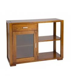 Mueble auxiliar con estante