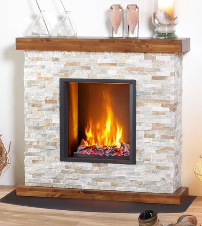 muebles para chimeneas electricas affordable interesting