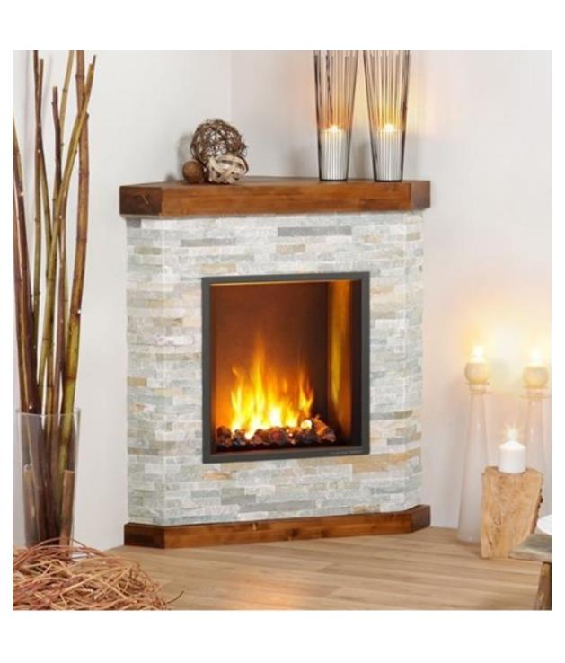Comprar chimenea el ctrica esquina - Mueble para chimenea electrica ...