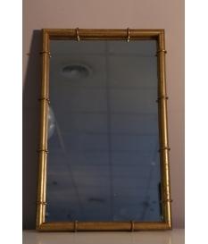"Espejo rectangular ""Bambú"""