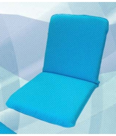 Cojín silla acrílico