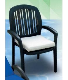 Cojín silla textilene relleno permeable