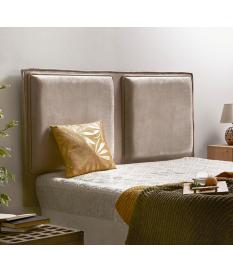 Cabecero tapizado Benno cama 150 cm