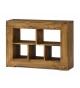 Mesa lateral rustica madera