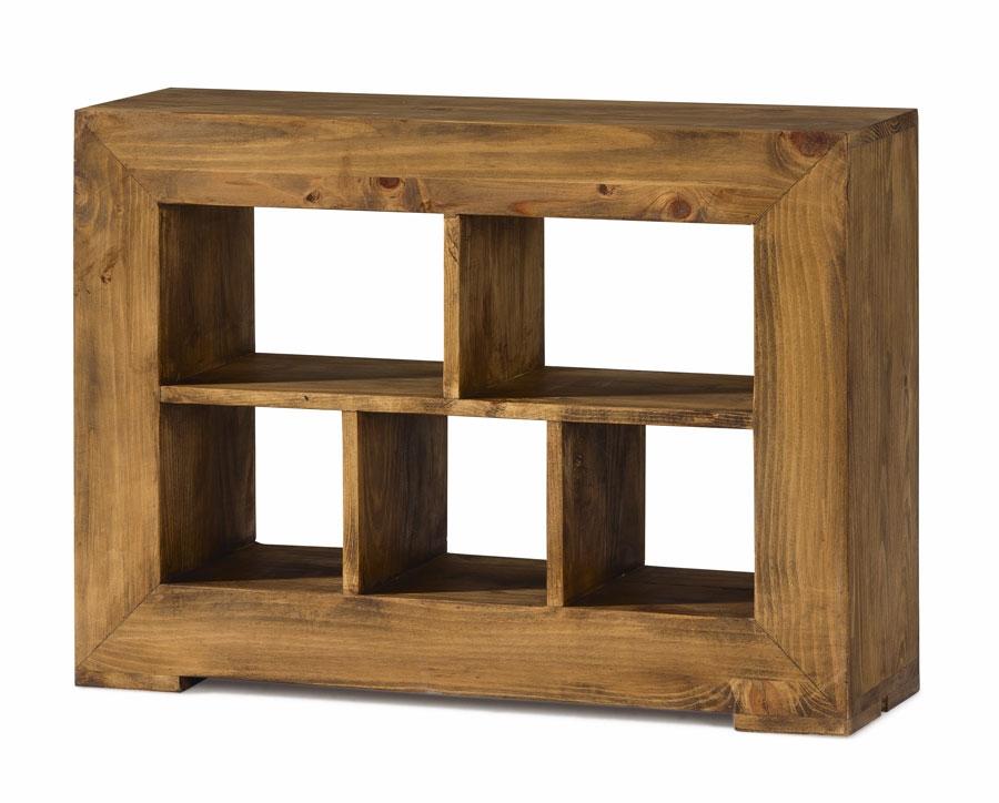 Mesa centro rustica mesa rstica de centro de madera - Mesas de centro rusticas ...