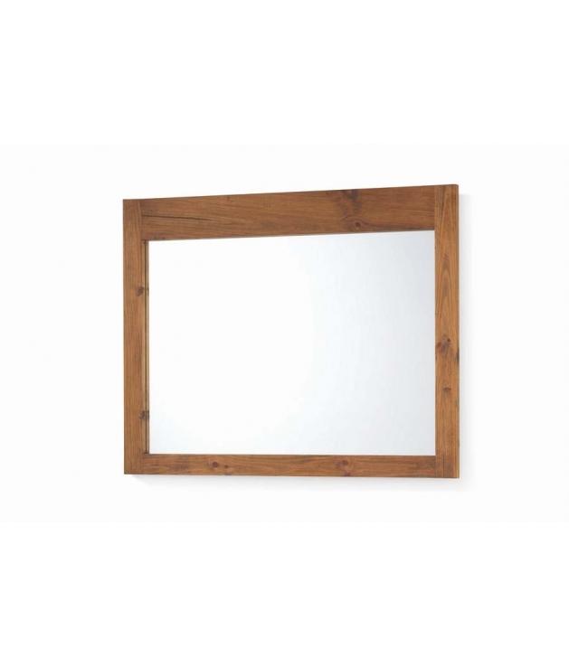 Espejo rustico madera