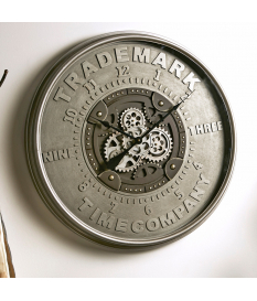 "Reloj de pared mecanismo ""Trademark"""
