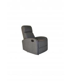 Sillón Relax reclinable gris