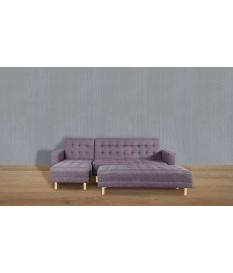 Sofá cama modelo 717 gris